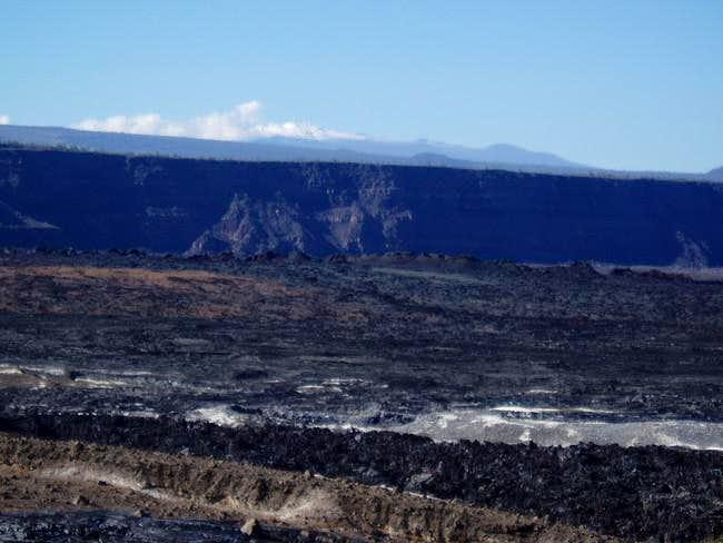 Mauna Kea from Kilauea - 10...