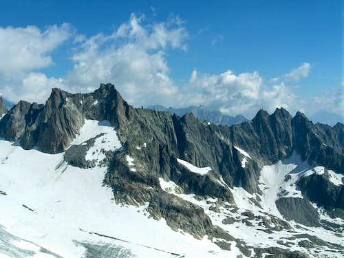 Gletschorn Winterstock ridge