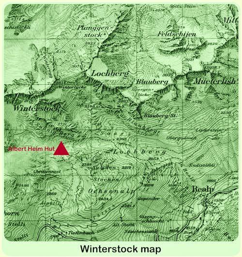 Winterstok map