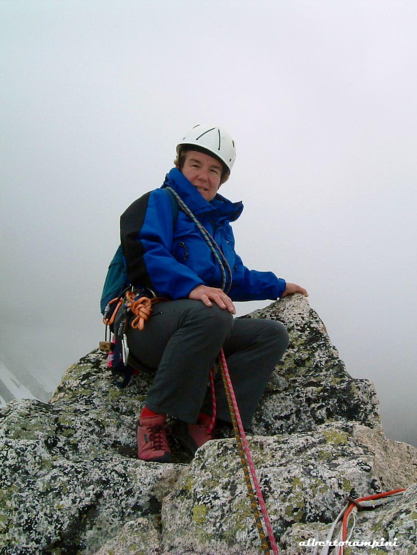 Winterstock Turm I summit