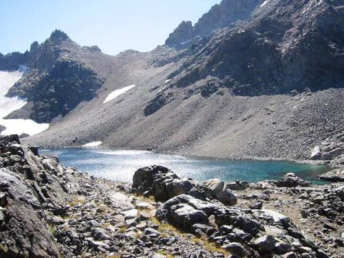 Upper Marie Lake. Photo by...