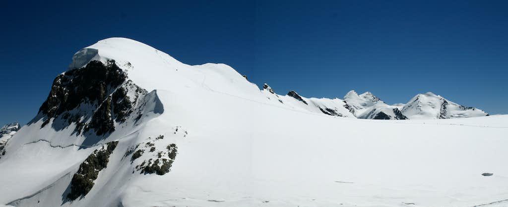 Breithorn (4165m)