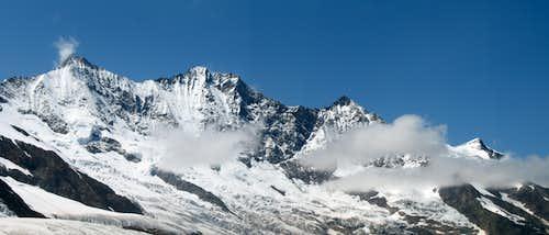Felskinn panorama