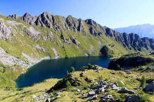 Lago Ritorto, Presanella mountains