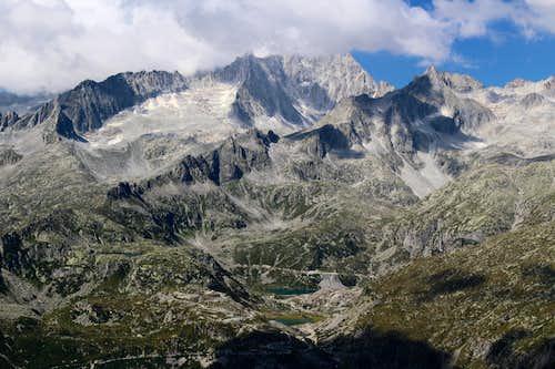 Cima Presanella (3558m)