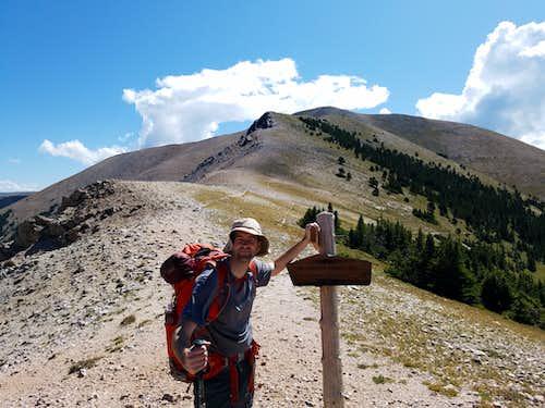 Chimayosos Peak Hike