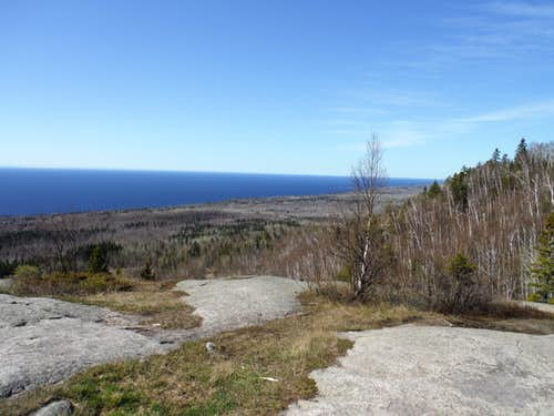 View from Tom Tofte Point