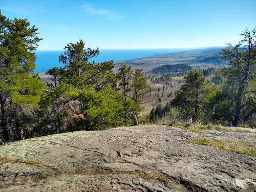 Summit View Southwest - Carlton Peak