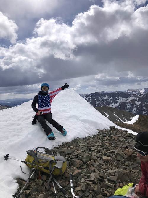 American peak