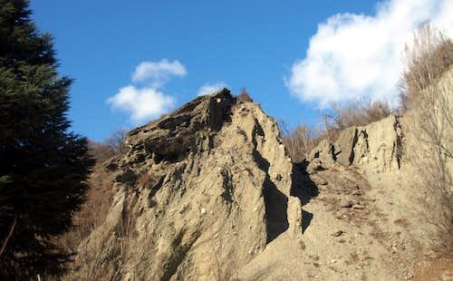 Earth PYRAMIDS & CALANQUES in Aosta Valley (Chétoz - La Plantaz) / 3