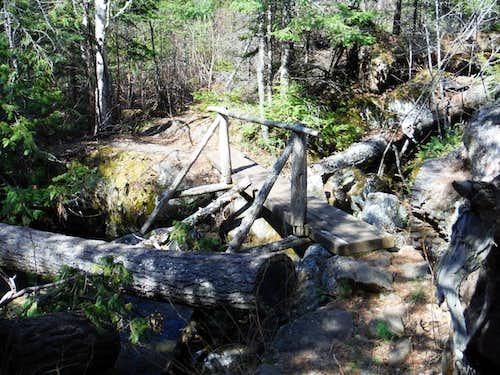 Bridge south of Rose Falls