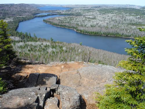 Rose Cliffs - Overlook 2