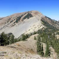 Black Mountain - Big Holes Range - Southeast Ridge