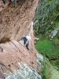 escalada peñas 5