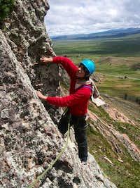 escalada peñas 4