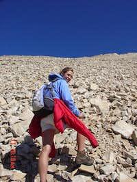 (On Mount Sherman) Trails?...