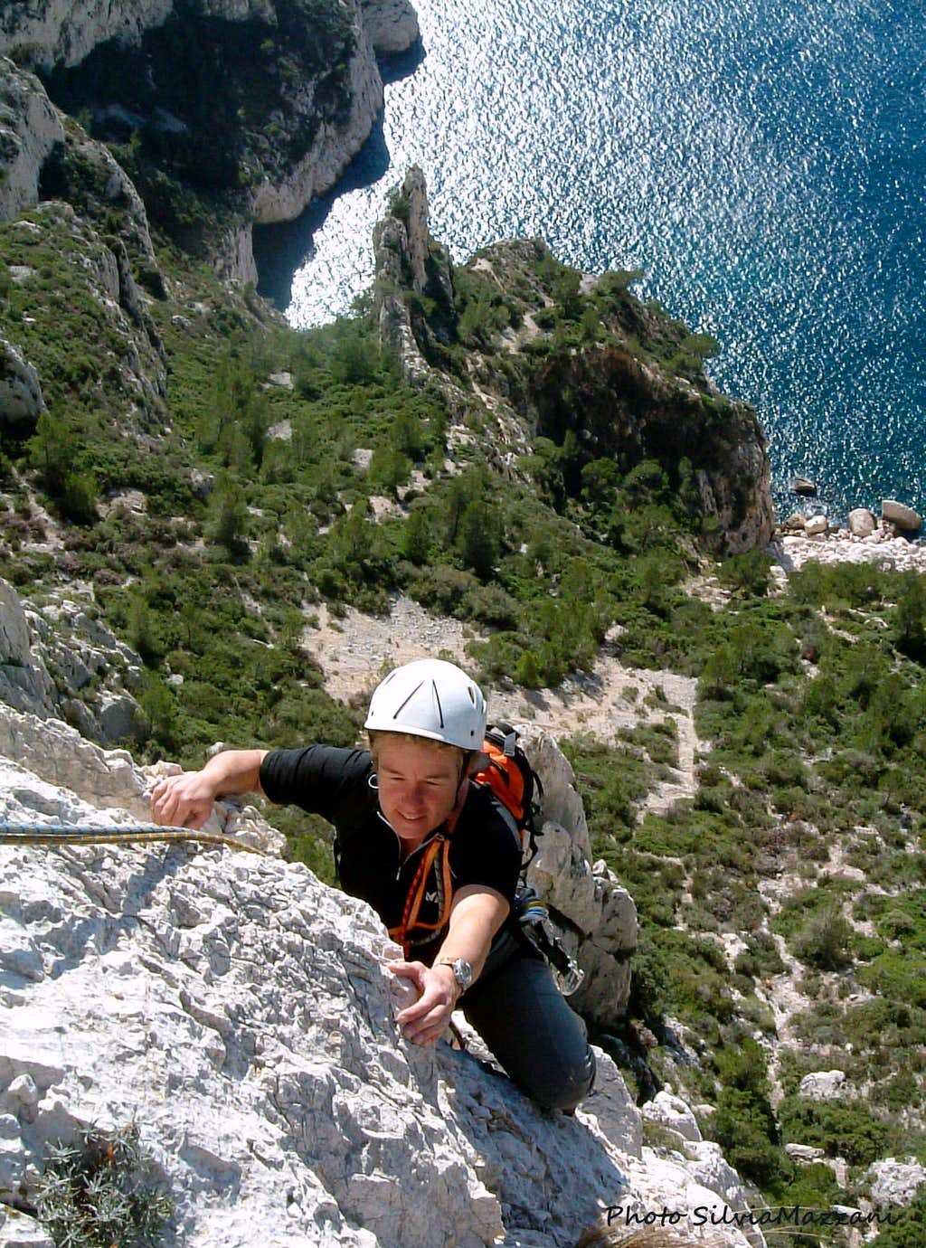 Climbing La Concave,  Le bonheur