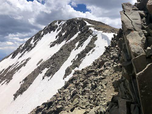 Trinchera Peak