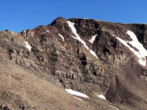 Cuatro Peak