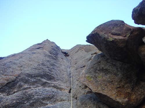 Cloak and Dagger, 5.10+, 6 Pitches