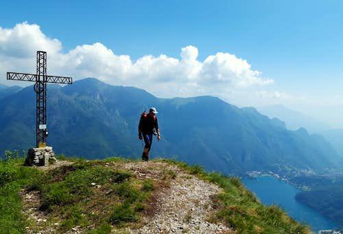 Summit of Monte Corno
