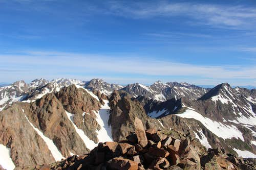 Summitview to the North