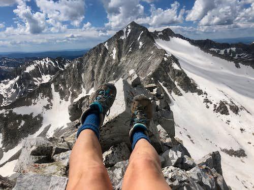 Hagerman Peak
