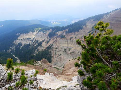 Canyon of Bletterbach