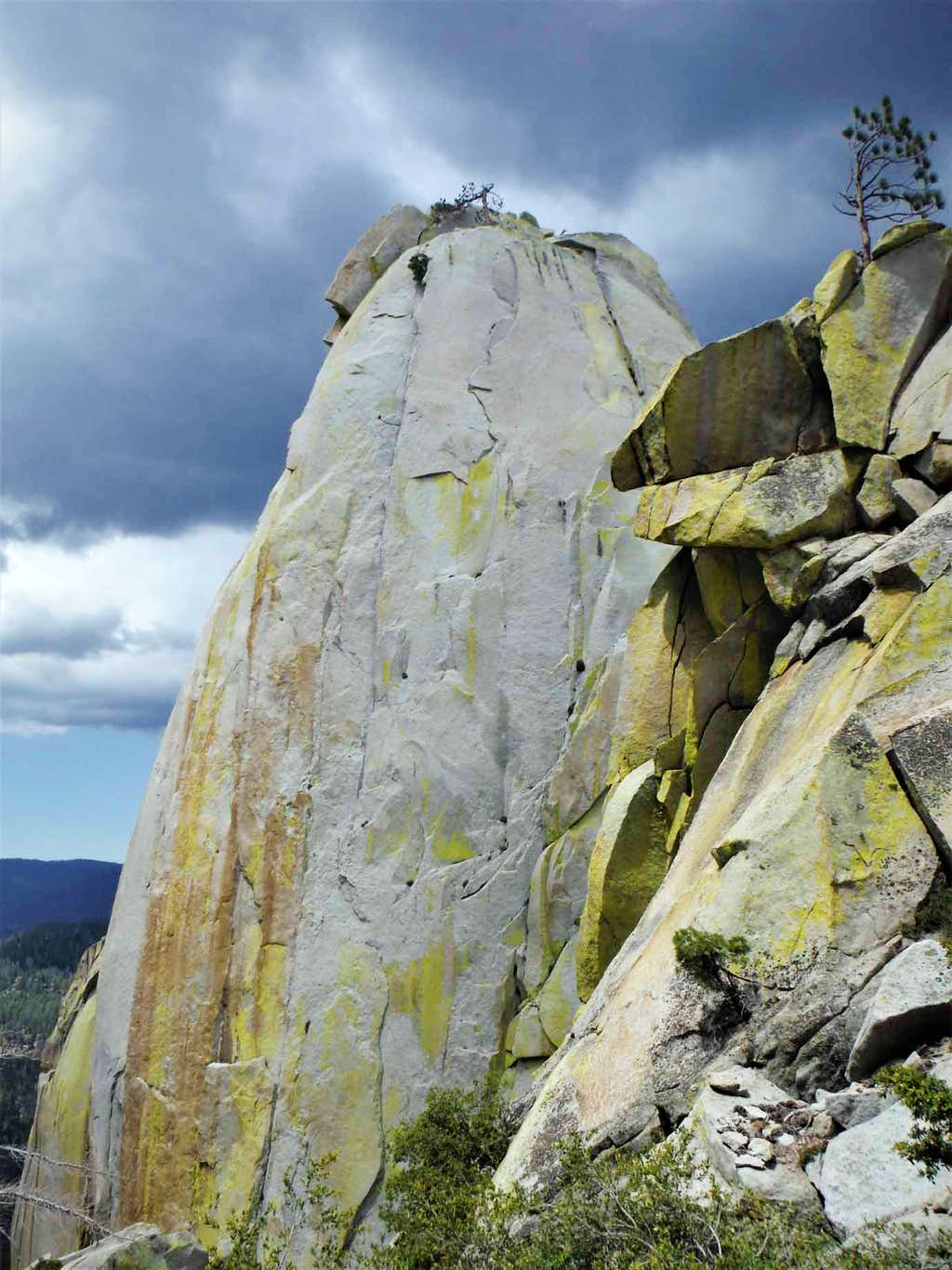 Witch Doctor, 5.10c, 3 Pitches, The Witch, Needles, June, 2020