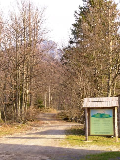 Bjelsko route description -...