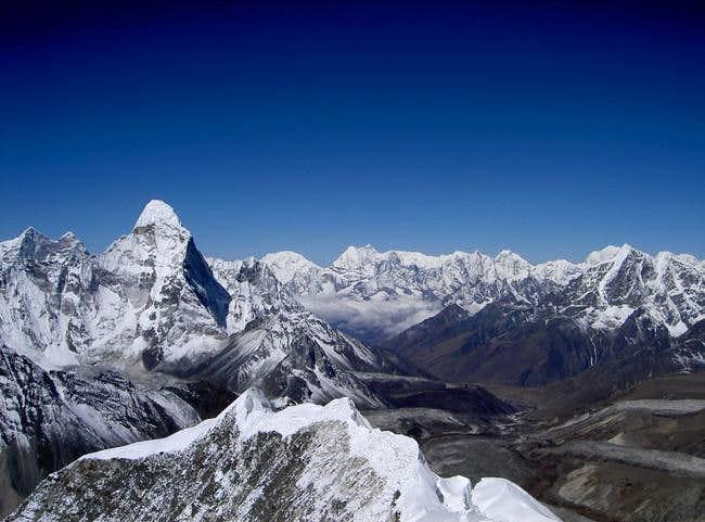 Summit view, May 2004