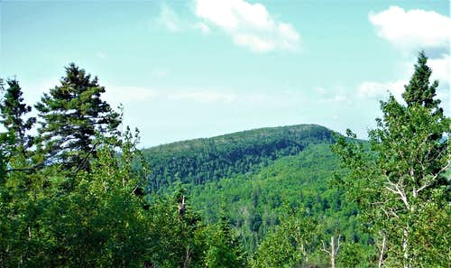 Leveaux Mountain