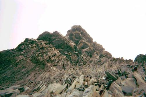 Cool view of the summit...