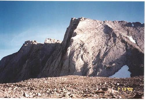 Mt. Tyndall. Photo by Mike...