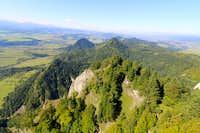 Near summits