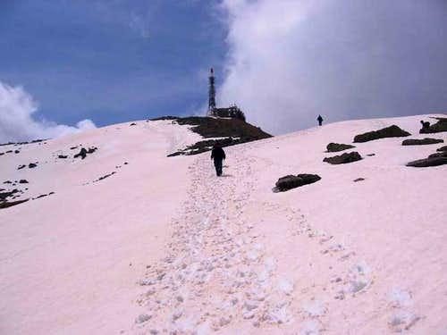 Pelister peak - May 14, 2005...