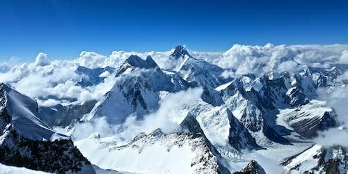 Gasherbrum 2 - First 8000 meter peak