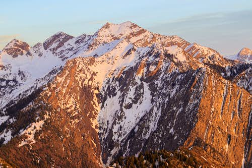 Broads fork Twin peaks