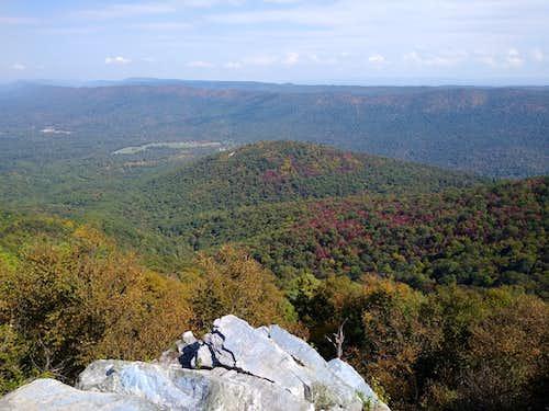 Big Mountain via Hogback Mountain