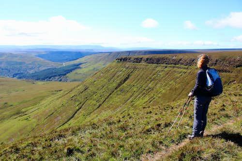 Cwm Tarthwynni round trip