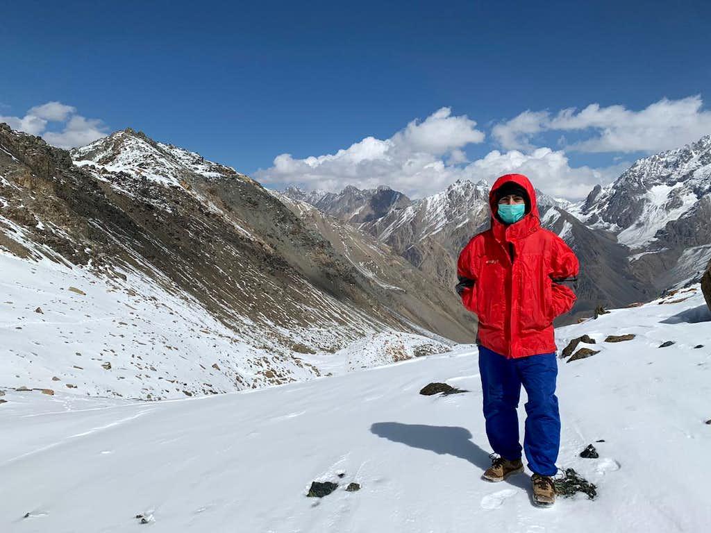 Lohigol Pass - Madaklasht Chitral