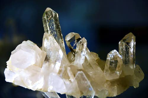 CRYSTALS FROM MONTE BIANCO (Roberto Ferronato New Collection 2020)