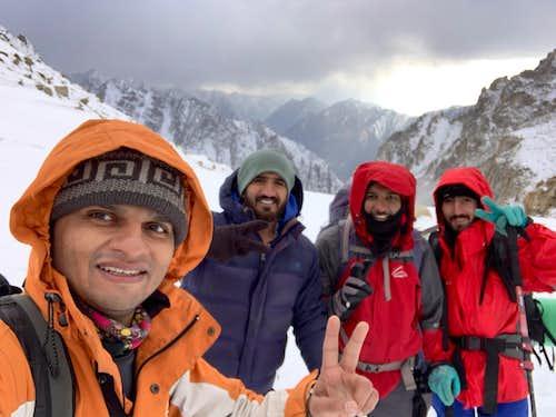 Phargam Pass - 5050 Meters