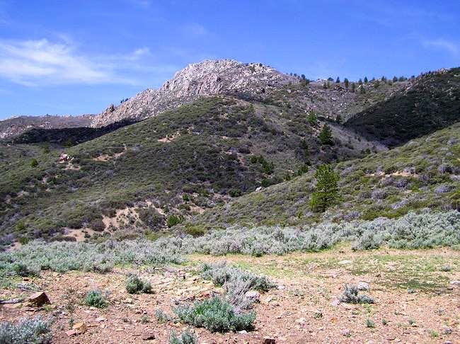 15 May 2005 - Mount Bangs...