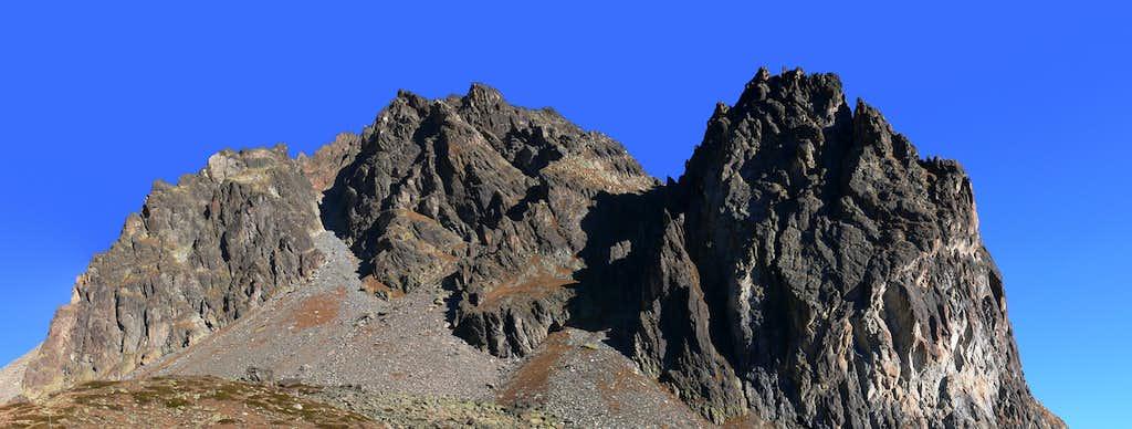 Mont de Crete Sèche