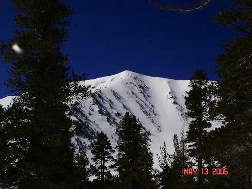 Mt. Jepson next to San...
