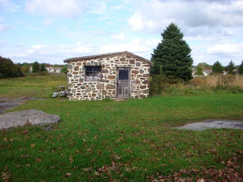 Old Winterset Ice House