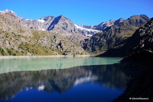 Campomoro climbing area - Valmalenco