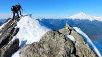 Welker Peak summit