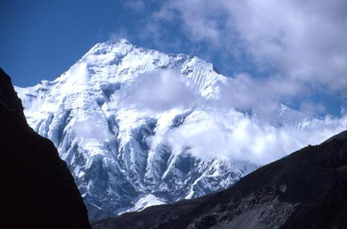 Everest East Face, Oct. 1993